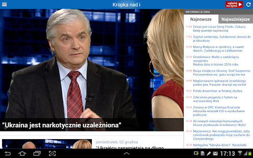 TVN24 v2.1.1 screenshots 13
