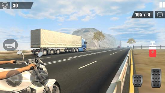 Traffic Moto 3D v2.0.2 screenshots 14