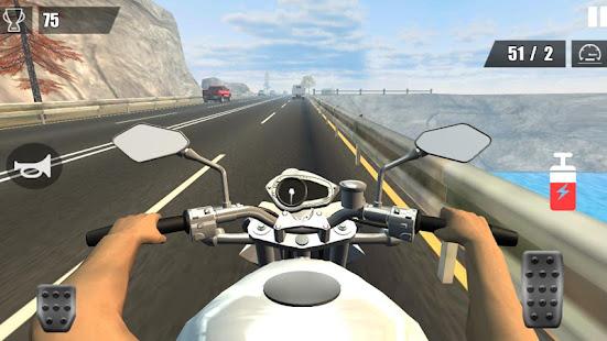Traffic Moto 3D v2.0.2 screenshots 16