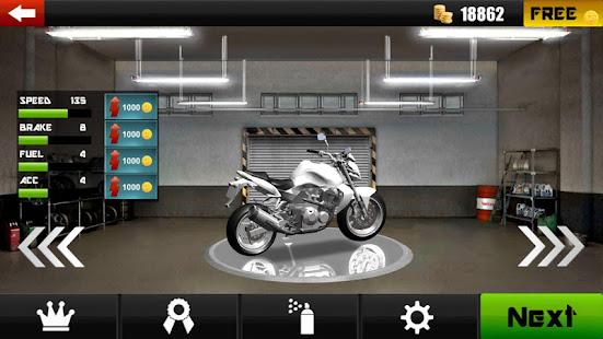 Traffic Moto 3D v2.0.2 screenshots 2
