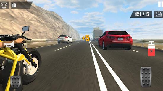 Traffic Moto 3D v2.0.2 screenshots 23