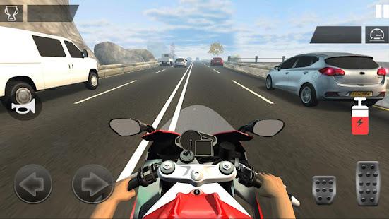 Traffic Moto 3D v2.0.2 screenshots 3