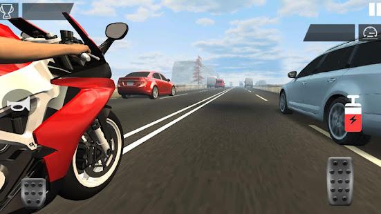 Traffic Moto 3D v2.0.2 screenshots 4