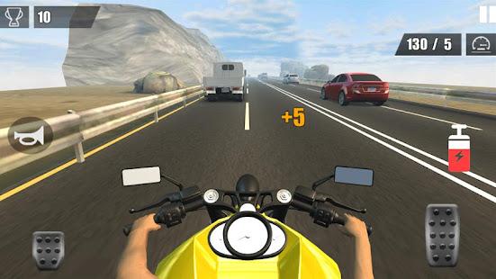 Traffic Moto 3D v2.0.2 screenshots 5