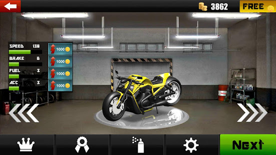 Traffic Moto 3D v2.0.2 screenshots 9