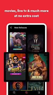 Vi App Recharge Bill Pay Movies amp TV Shows v screenshots 8
