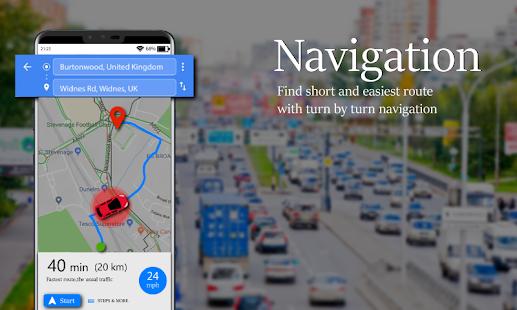 Voice GPS Driving Route Gps Navigation amp Maps v1.8.3 screenshots 15