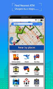 Voice GPS Driving Route Gps Navigation amp Maps v1.8.3 screenshots 3