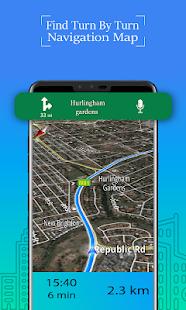 Voice GPS Driving Route Gps Navigation amp Maps v1.8.3 screenshots 5