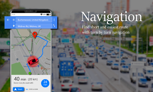 Voice GPS Driving Route Gps Navigation amp Maps v1.8.3 screenshots 7