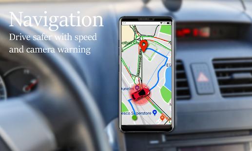 Voice GPS Driving Route Gps Navigation amp Maps v1.8.3 screenshots 8