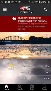 WAFF 48 First Alert Weather v5.3.706 screenshots 1