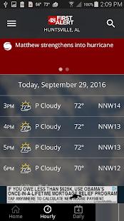 WAFF 48 First Alert Weather v5.3.706 screenshots 3