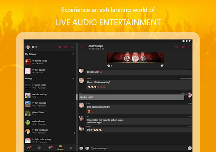 WOLF – Live Shows amp Audio Chat v10.12.1 screenshots 12