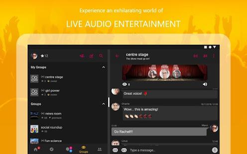 WOLF – Live Shows amp Audio Chat v10.12.1 screenshots 6