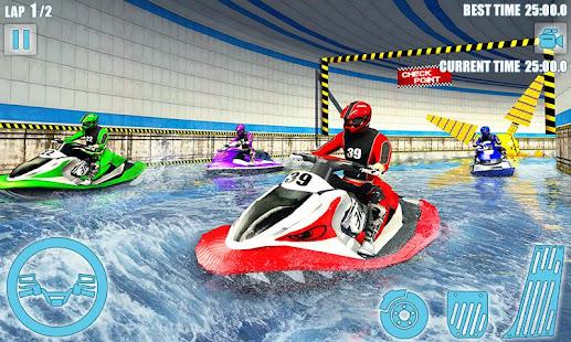 Water Jet Ski Boat Racing 3D v1.6 screenshots 5