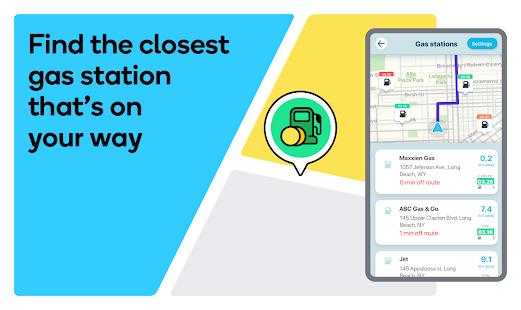 Waze – GPS Maps Traffic Alerts amp Live Navigation v4.77.0.1 screenshots 4