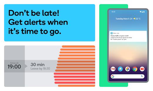 Waze – GPS Maps Traffic Alerts amp Live Navigation v4.77.0.1 screenshots 6