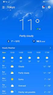 Weather Forecast v3.05.1 screenshots 1
