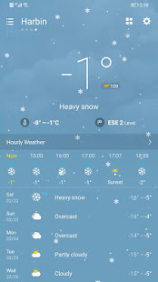 Weather Forecast v3.05.1 screenshots 3