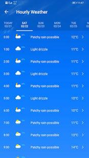 Weather Forecast v3.05.1 screenshots 4