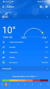 Weather Forecast v3.05.1 screenshots 6