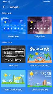 Weather Forecast v3.05.1 screenshots 8