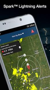 Weather by WeatherBug Live Radar Map amp Forecast v5.26.0-107 screenshots 1