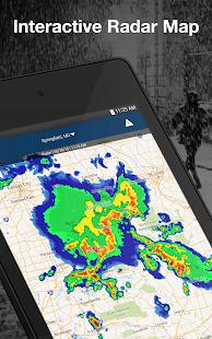 Weather by WeatherBug Live Radar Map amp Forecast v5.26.0-107 screenshots 10