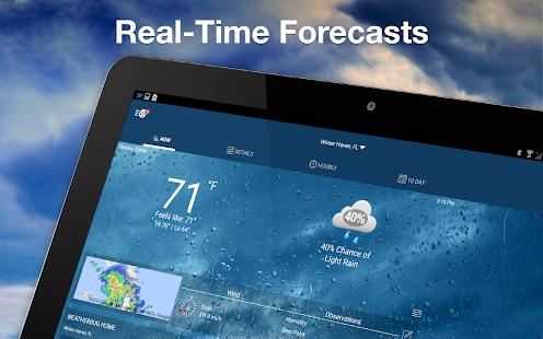 Weather by WeatherBug Live Radar Map amp Forecast v5.26.0-107 screenshots 16