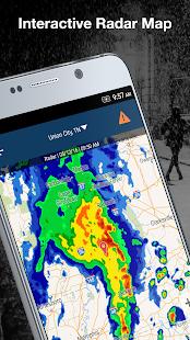 Weather by WeatherBug Live Radar Map amp Forecast v5.26.0-107 screenshots 3