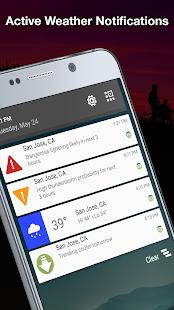 Weather by WeatherBug Live Radar Map amp Forecast v5.26.0-107 screenshots 6