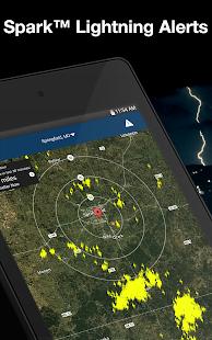 Weather by WeatherBug Live Radar Map amp Forecast v5.26.0-107 screenshots 8