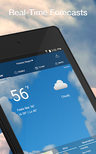 Weather by WeatherBug Live Radar Map amp Forecast v5.26.0-107 screenshots 9