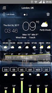 Weather forecast v71 screenshots 12
