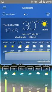 Weather forecast v71 screenshots 15