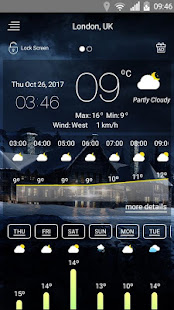 Weather forecast v71 screenshots 20