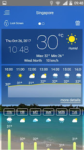 Weather forecast v71 screenshots 23