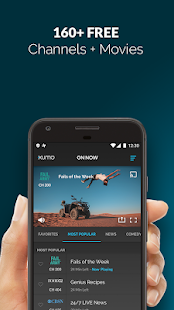 XUMO Free Streaming TV Shows and Movies v3.0.28 screenshots 1