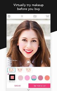 YouCam Shop – Worlds First AR Makeup Shopping App v3.4.7 screenshots 1