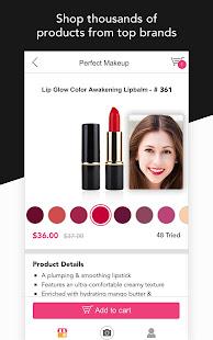YouCam Shop – Worlds First AR Makeup Shopping App v3.4.7 screenshots 4