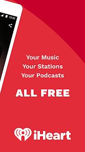 iHeart Radio Music Podcasts v10.7.0 screenshots 2