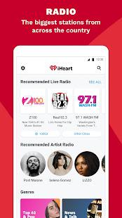 iHeart Radio Music Podcasts v10.7.0 screenshots 3