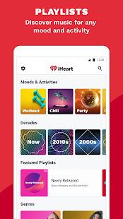 iHeart Radio Music Podcasts v10.7.0 screenshots 5