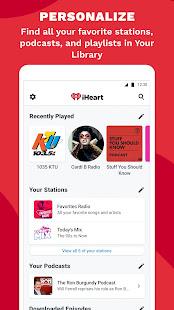 iHeart Radio Music Podcasts v10.7.0 screenshots 7
