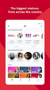 iHeart Radio Music Podcasts v10.7.0 screenshots 8