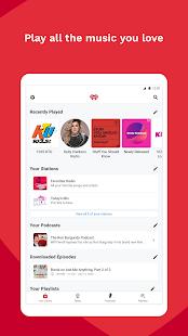 iHeart Radio Music Podcasts v10.7.0 screenshots 9