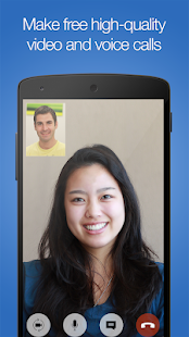 imo free HD video calls and chat v9.8.000000011255 screenshots 1