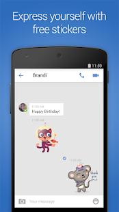 imo free HD video calls and chat v9.8.000000011255 screenshots 2