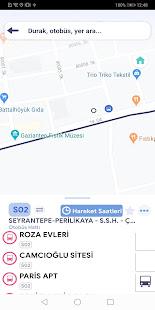 kentkart mobile v5.0.6 screenshots 2